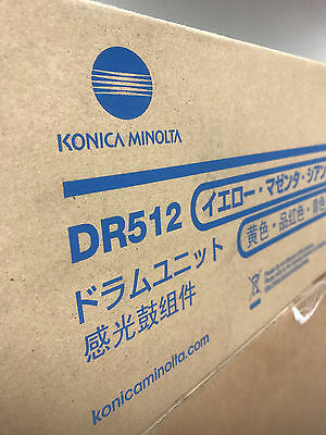 Konica Minolta C224,284,364,454,554 colour drum unit