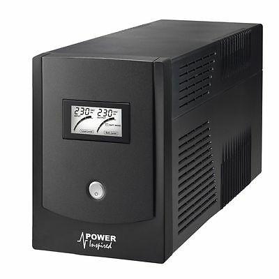 VIS2000B 2000VA/1400W NEW Uninterruptible Power Supply (UPS ) / Battery Backup