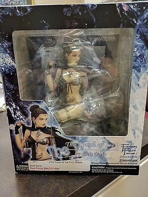 Fantasy Figure Gallery The Touch of Ice Figurine - New In Box