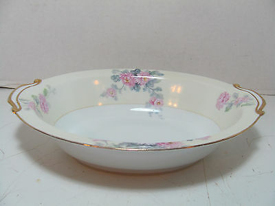 Noritake Fine China Oval Vegetable Bowl