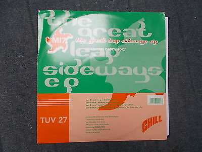 "MI 7 The Great Leap Sideways EP 12"" Chill 1992 TUV 27"
