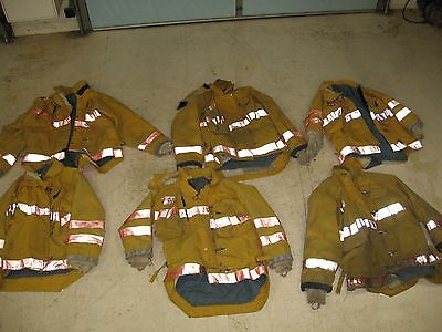15 Pieces Turnout Gear Morning Pride & Globe