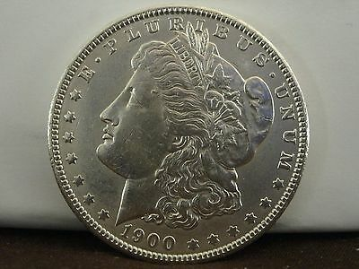 1900 $1 Morgan Silver Dollar   #638