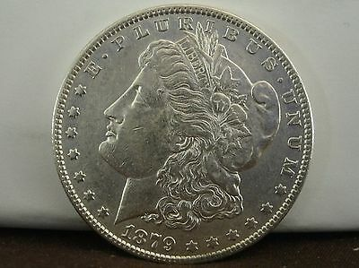 1879 $1 Morgan Silver Dollar  #852