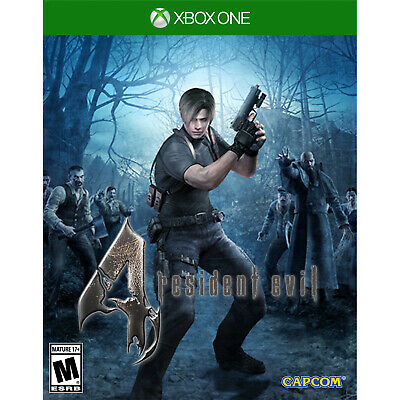 Resident Evil 4 HD Xbox One [Brand New]