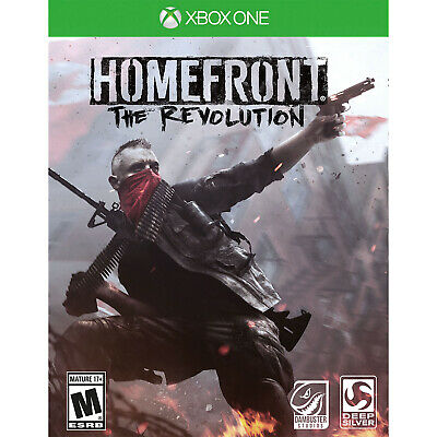 Homefront: The Revolution Xbox One [Brand New]