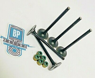 01-05 Raptor 660 YFM660 OEM Stock Size HD Stainless Steel Intake Exhaust Valves