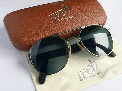 OCCHIALI SUNGLASSES WEB 010S VINTAGE OF 90s WITH CASE