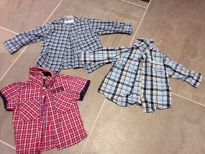 Baby Boys Shirts 6-9 Months