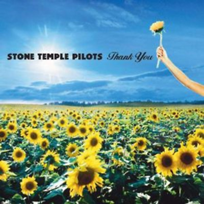 New Thank You - Stone Temple Pilots - Rock & Pop Music CD