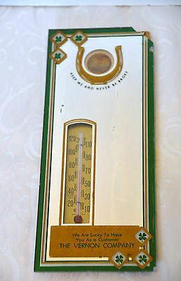 Vintage Collectible Advertising Thermomoeter