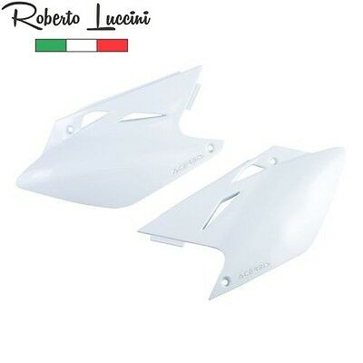 Kawasaki Seitenteile side panels KXF 450; 2006-2008 Acerbis Made in Italy