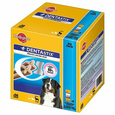 Friandises Pedigree Dentastix 100 + 12 offertes GRAND CHIEN
