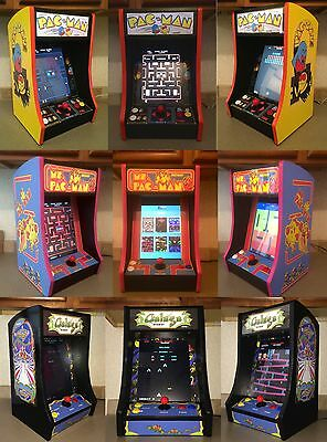 New Bartop Arcade Machine (9 themes available)