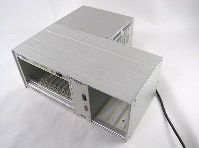 National Instruments NI 8-Slot PXI-1010 Chassis 4-Slot SCXI Subsystem Module