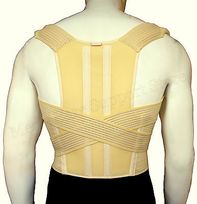 NEW Posture Corrector Brace / Orthopaedic Lower Back Support Lumbar Belt Medical
