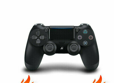 Genuine PS4 Controller DualShock Wireless V2 for Sony playstation 4 Jet-Black