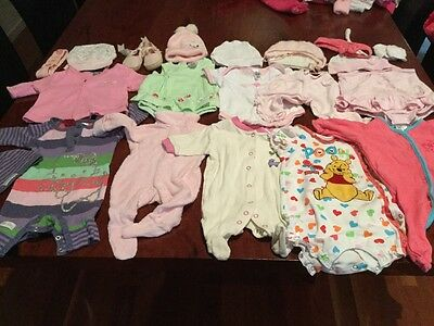 Baby Clothes Girl Bulk 0000