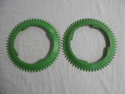 2 - Lincoln Ag Products Plastic Seed Plates John Deere Planter