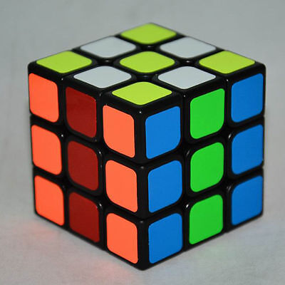 Magic Cube Super Smooth Fast Speed Rubix Rubik's 3D Puzzle Twist Classic Gift