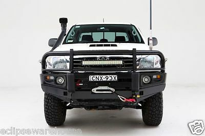 Premuim Toyota Hilux (2005-2014) Bull Bar Winch Air Bag Compatible 4Wd Offroad