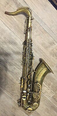 "Tenor Sax Wood Stone ""New Vintage"" ISHIMORI (no Selmer Mark VI) Fantastic!"