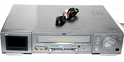 Jqa Vc-Nlr Tft Screen 6 Head Hifi Nicam Vhs Player
