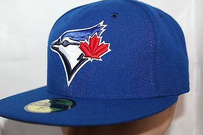 TORONTO BLUE JAYS New Era MLB Authentic Collection 59fifty 7d6949ceadaa