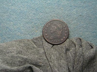 1811 Large Cent! XF Detail!  (141)