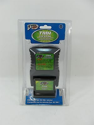 TYCO RC TMH FLEXPAK NiMH BATTERY & CHARGER WORKS WITH R/C TMH VEHICLES
