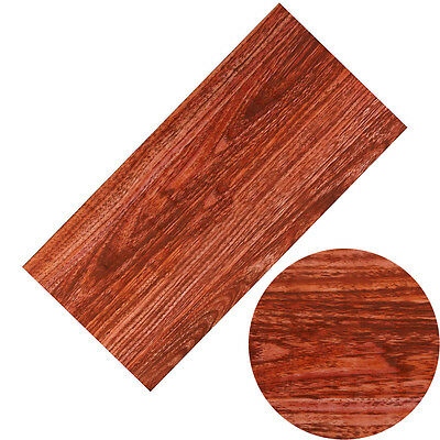PVA Dipping Hydrographics Water Transfer Printing Dark Red Wood Film 0.5 X 1m