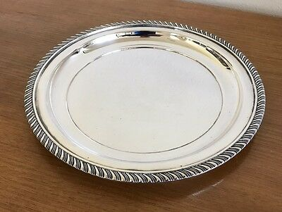 Rodd Hecworth - Silver Plated - Tray / Plate / Salver - 19cm Wide