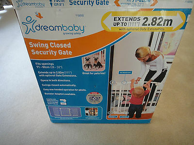 """dreambaby"" Baby Safety Gate"