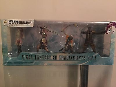 Final Fantasy XIII Trading Arts Figures Volume 1