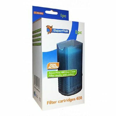 Superfish Aqua Flow 400 Easy Click Replacement Filter Cartridge