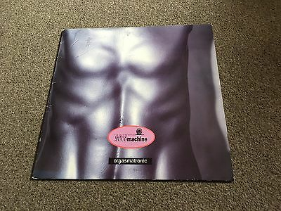 Transcendental Love Machine - Orgasmatronic - 1994 Lp Rare On Vinyl Ex