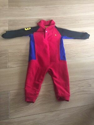 Boys Ralph Lauren All In One Suit Age 12 Months