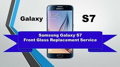 Galaxy S7 (SM-G930F) Cracked Screen Glass Replacement Service