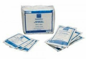 Premier Pad White Dressings, Sterile, First Aid 10 x 12 cm, Pack of 20