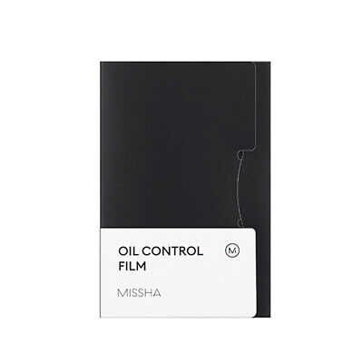 Missha Oil Control Film Oil Blotting Observant Sheet 150 sheet (3 pack)
