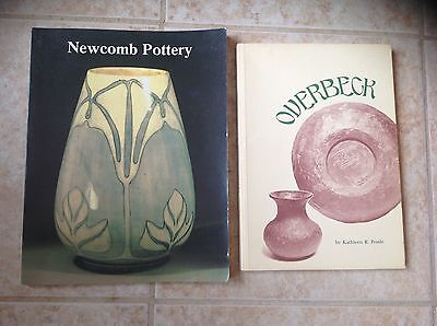 Newcomb & Overbeck Art Pottery Books