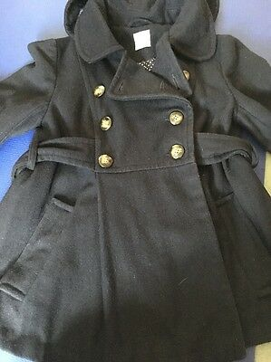 Ladies Topshop Maternity Coat Sz8