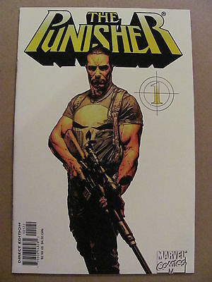 Punisher #1 to #12 Marvel Knights 2000 Full Series Garth Ennis 9.6 Near Mint+