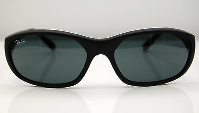 Ray-Ban -  Daddy-O - RB2016 W578 - Matte Black / Classic Green 58mm