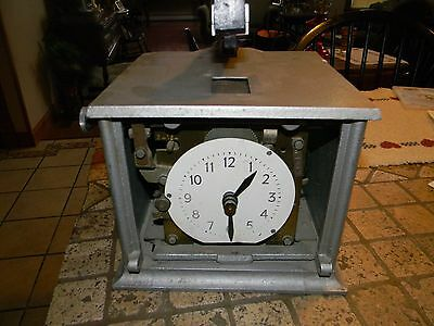 Early Time stamp clock