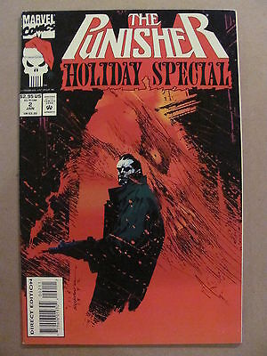 Punisher Holiday Special #2 Marvel Comics 1994 - 9.4 Near Mint