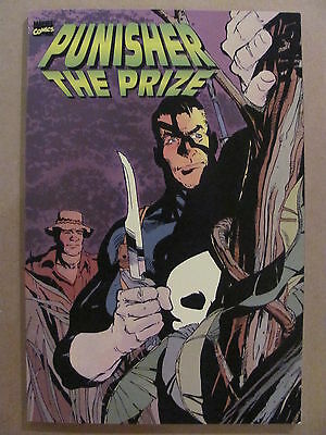 Punisher The Prize Marvel Comics 1990 One Shot 9.6 Near Mint+