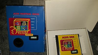 ASIC-200 CONTROL SUITE INTEGRATED INDUSTRIAL CONTROL SOFTWARE for Windows NT