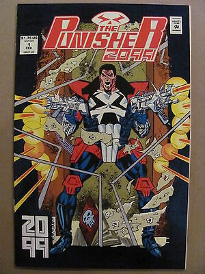 Punisher 2099 #1 to #12 Marvel Comics 1993 Series Full Run 9.2 Near Mint-
