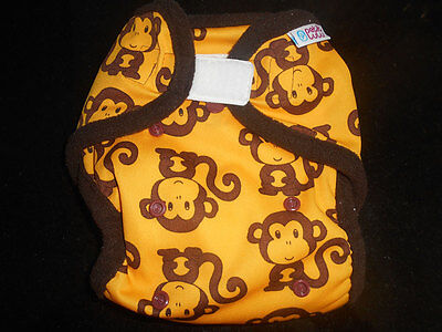 Petit lulu one size all in one nappy  NEW
